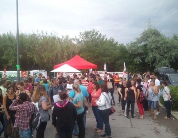 Mob Santé Privée, 25 juin 2014 à Castelnau-le-Lez - Maison de l'Hospitalisation privée