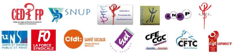 intersyndicale greve nationale des psychomotriciens