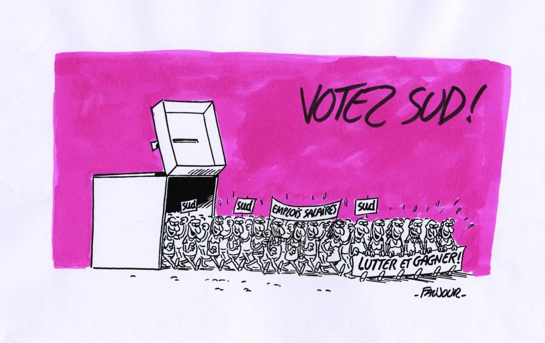 votez SUD