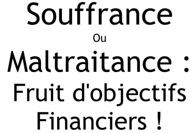 souffrancevsfinance